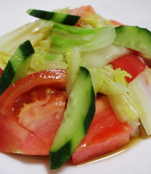 白菜トマト B