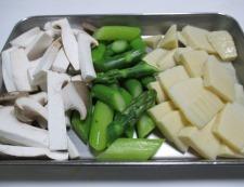 豚ロースの黒胡椒炒め 調理②