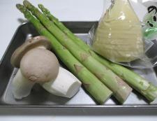 豚ロースの黒胡椒炒め 材料②