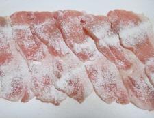 豚ロース 柚子胡椒照り焼き 調理②