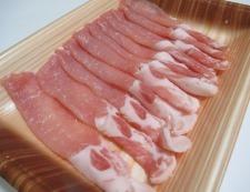 豚ロース 柚子胡椒照り焼き 材料①