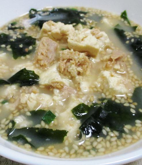 焙煎ごまスープ 大B