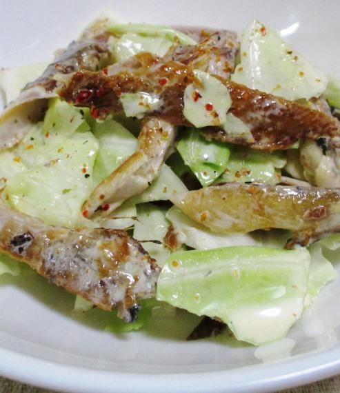 秋刀魚マヨ七味 B