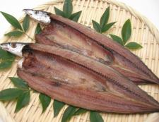 秋刀魚マヨ七味 材料①
