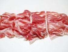 豚バラ白菜 調理②