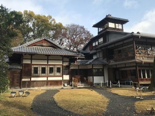 旧三井下鴨別邸①