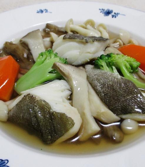 タラときのこのスープ煮込み B