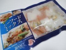 海鮮炒麺 材料①
