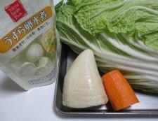 海鮮炒麺 材料②