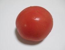 トマトベーコン 材料①