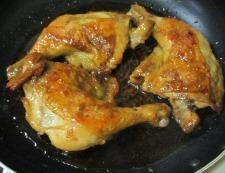骨付き鶏もも肉 調理⑤