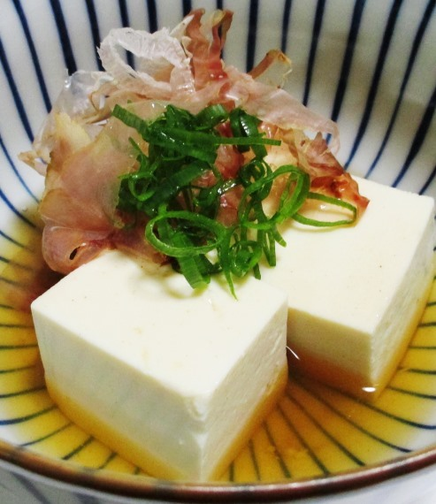 煮豆腐 B