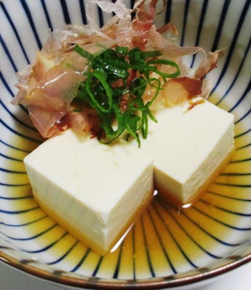 煮豆腐 大