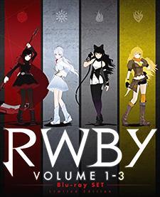『RWBY』ってアメリカのアニメが面白い!