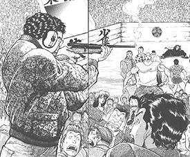 グラップラー刃牙作者「ケンカ最強日本人は北海道のハンターがランキング占領だよ」