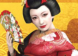 パチンコ「CR ロボゲイシャ」で使用されている歌と曲の紹介。「異空間Geisha Girl / 佐々木詩織」