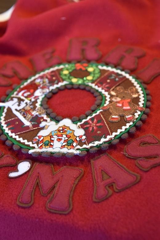 086 クリスマス衣装