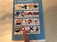 視覚シンボルのボード1101 - コピー