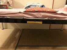 掃除しやすいベッドの上げ下げ1218 - コピー