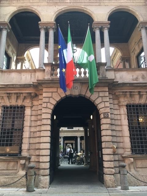 ミラノ モンテナポレオーネの Il Salumaio
