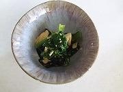 s-小松菜和え