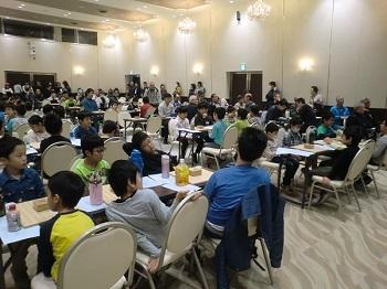 29年度荒川区民将棋大会1-2