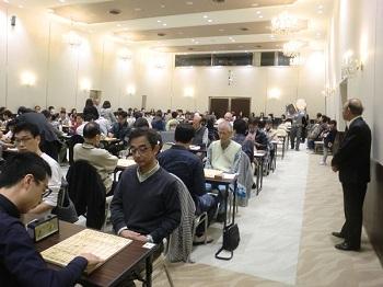 平成29年度荒川区民将棋大会7-2