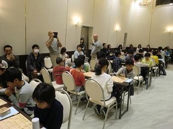 平成29年度荒川区民将棋大会8-2