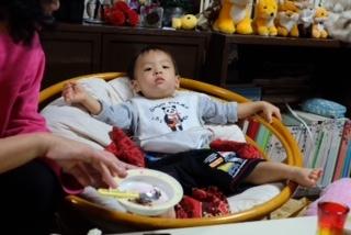 圭悟2歳王子様