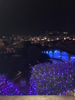 長崎グラバー邸夜景