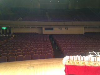 フコク岡山公演ホール