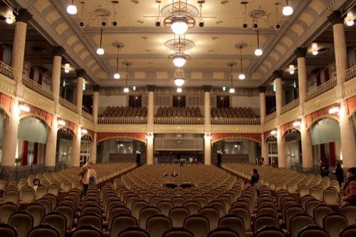 0001:大阪中之島公会堂 大集会室④