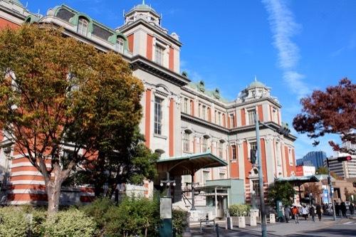 0001:大阪中之島公会堂 南側外観①