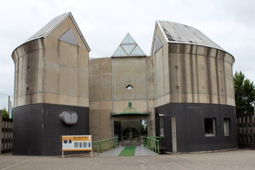 0271:小松市本陣記念美術館 正面外観