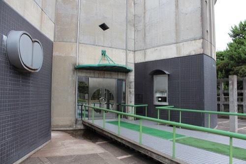 0271:小松市本陣記念美術館 玄関付近①