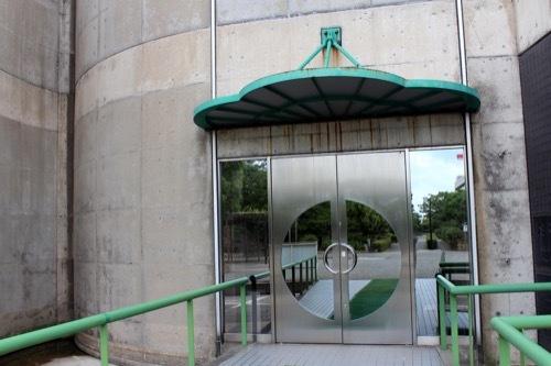 0271:小松市本陣記念美術館 玄関付近③