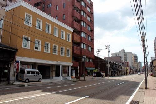 0274:尾張町町民文化館 国道159号
