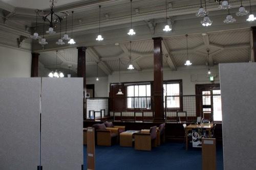 0274:尾張町町民文化館 営業室①
