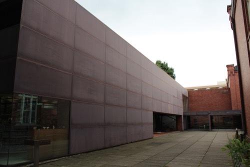 0276:金沢市立玉川図書館 本館北側