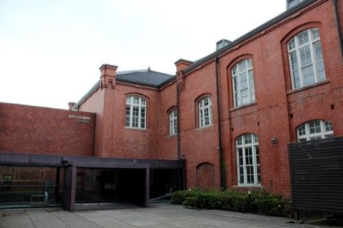 0276:金沢市立玉川図書館 別館入口
