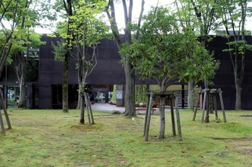 0276:金沢市立玉川図書館 本館南側外観①