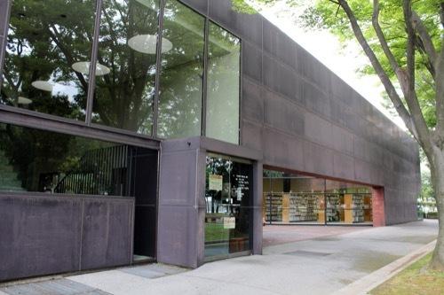 0276:金沢市立玉川図書館 本館南側外観②