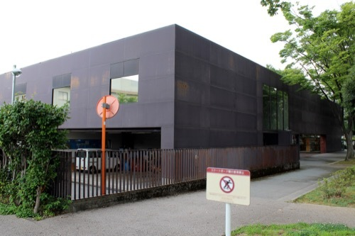 0276:金沢市立玉川図書館 本館西側外観①