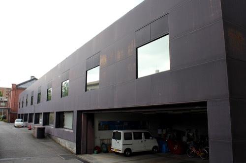 0276:金沢市立玉川図書館 本館西側外観②