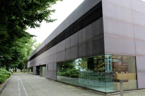 0276:金沢市立玉川図書館 本館正面②
