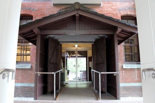 0277:四高記念文化交流館 裏側入口