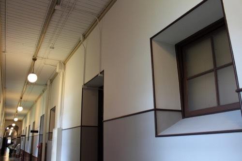 0277:四高記念文化交流館 1階廊下②