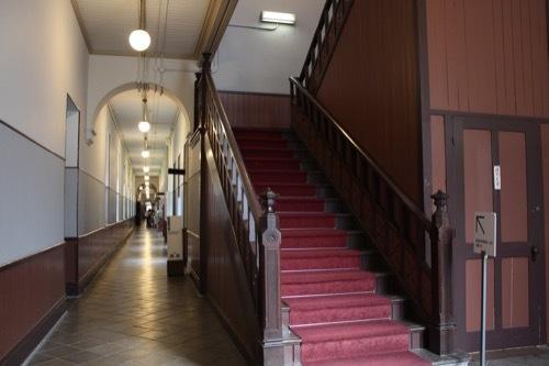 0277:四高記念文化交流館 階段①
