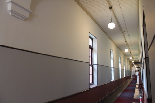 0277:四高記念文化交流館 2階廊下①