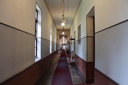 0277:四高記念文化交流館 2階廊下②